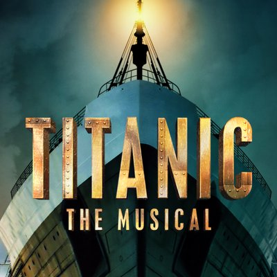 Titanic The Musical On Twitter Niall Sheehy And Oliver Marshall