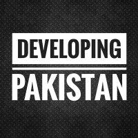 Developing Pakistan
