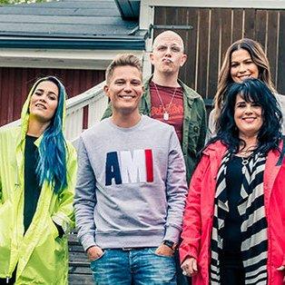Tässä he ovat: 7 uutta Vain elämää -artistia! Osallistu Suomipopin artistiarvuutteluun!