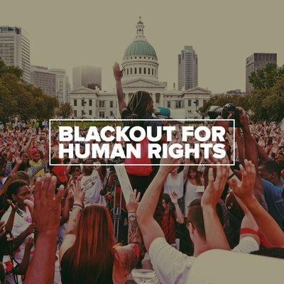 Blackout for Human Rights (@UnitedBlackout) Twitter profile photo