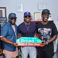 Boyz II Men (@BoyzIIMen) Twitter profile photo