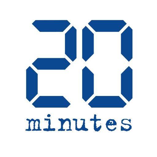 Logo de la société 20 minutes