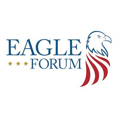 Image result for eagle forum logo