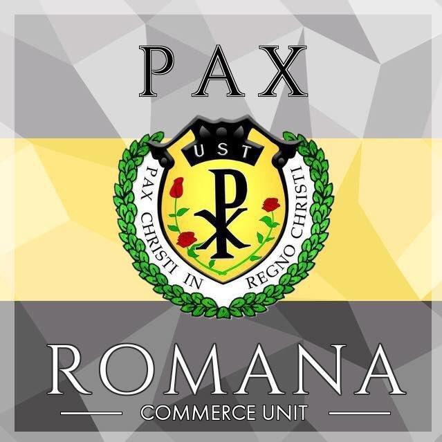 Ust Cba Pax Romana Commercepaxies Twitter