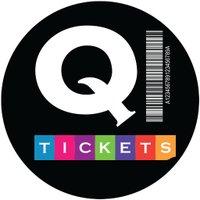 Q-Tickets (@QticketsLIVE) Twitter profile photo