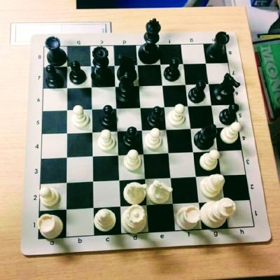 埼大 Chess Clubフィアンケット ...