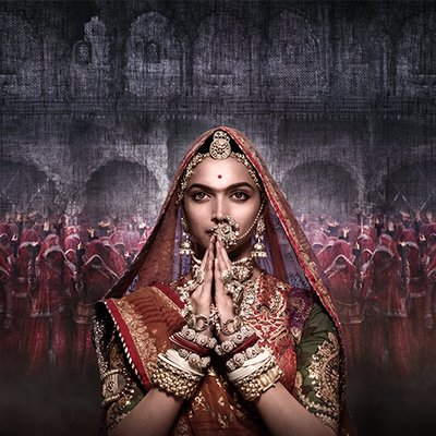 Guj bans film 'Padmavati' as row continues to simmer