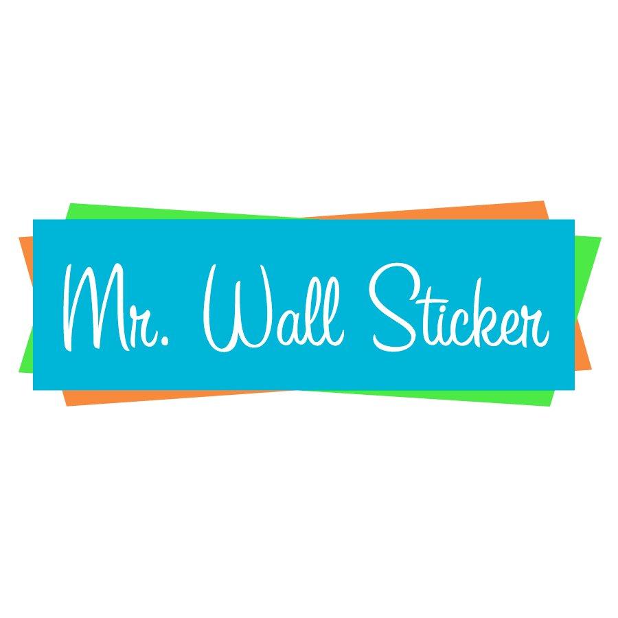 Mr. Wall Sticker
