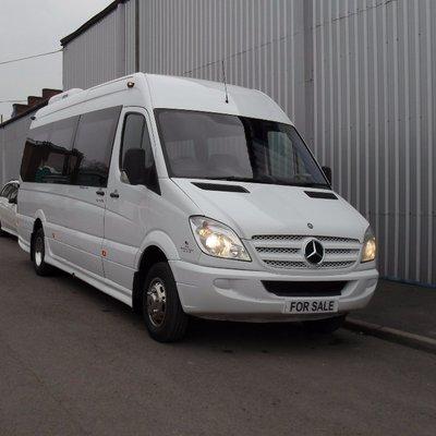 Mini Bus Sales of Stoke on Twitter: