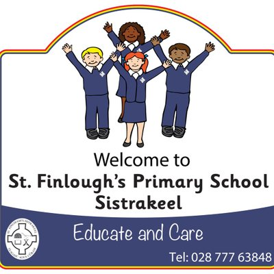 St. Finough's PS (@Stfinloughsps) Twitter profile photo