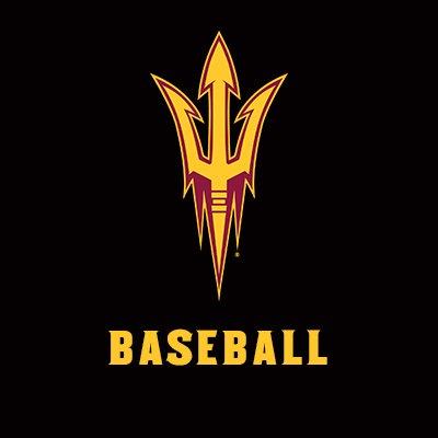 Sun Devil Baseball (@ASU_Baseball )