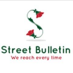Street Bulletin on Twitter: