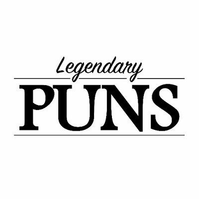 Legendary Puns on Twitter: