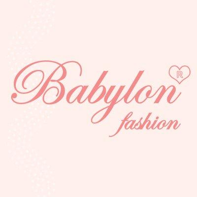 f0eade81531 Babylon fashion on Twitter: