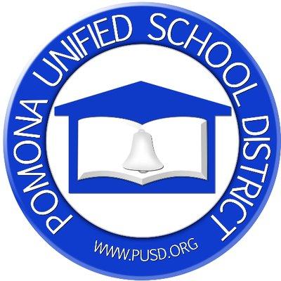Pomona Unified School District logo