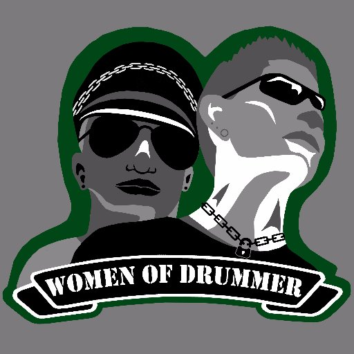 Women Of Drummer