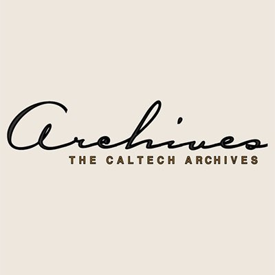 Caltech Archives On Twitter Anderson Recalls The Discovery In