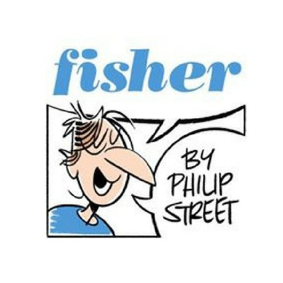 fisher comic 🍁