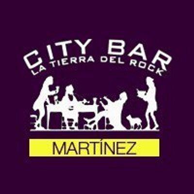 Resultado de imagen de city bar martinez