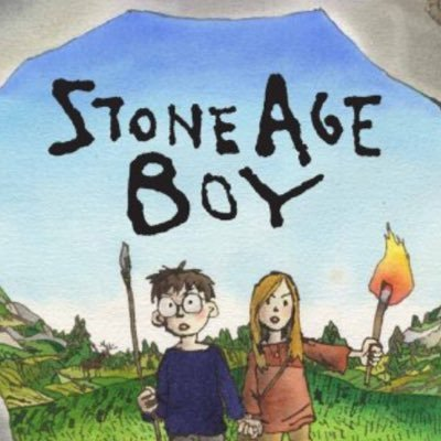 Image result for the stone age boy