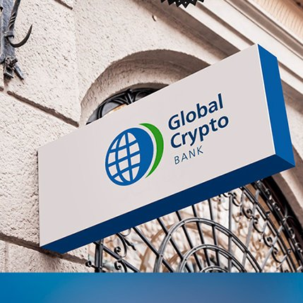 Image results for a global cryptographic bank