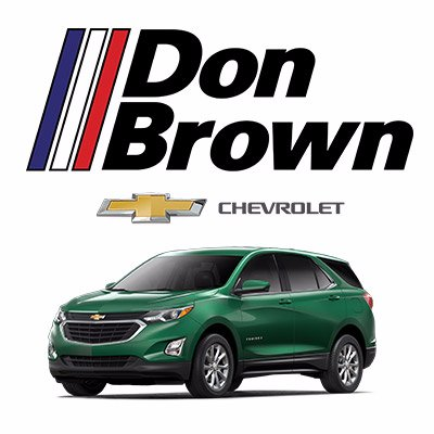 Don Brown Chevy >> Don Brown Chevrolet Dbrownchevrolet Twitter