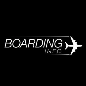 Boarding Info
