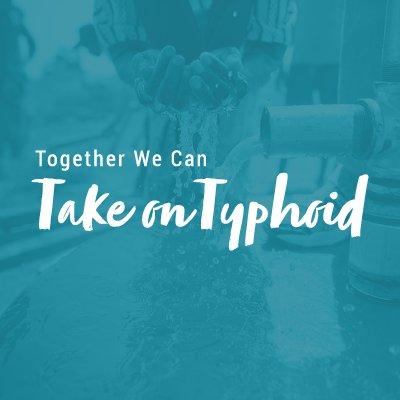 Take on Typhoid (@PreventTyphoid) Twitter profile photo