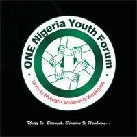OneNigeriaYouthForum
