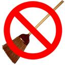 I am not your broom reasonably small