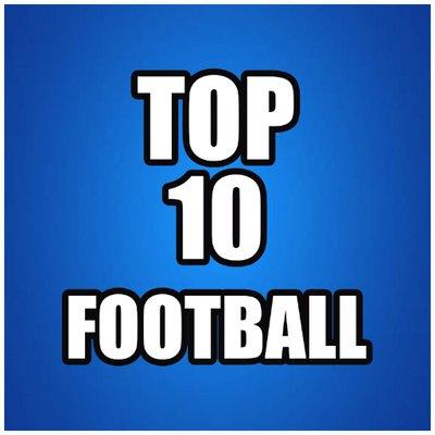35ec0cb2cc95e Top 10 Football YouTube on Twitter