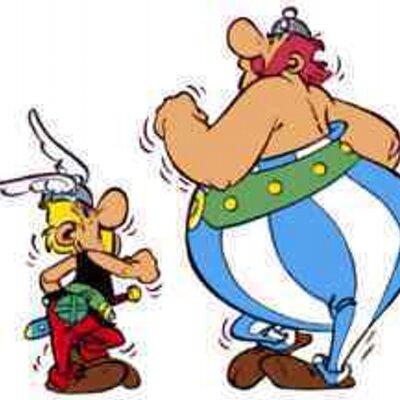 Asterix Obelix Asterix Obelix Twitter
