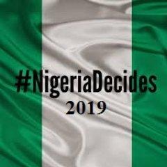 Image result for NIGERIA DECIDES 2019
