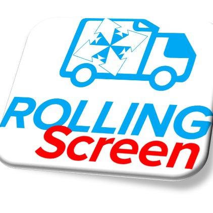 Rolling Screen Media