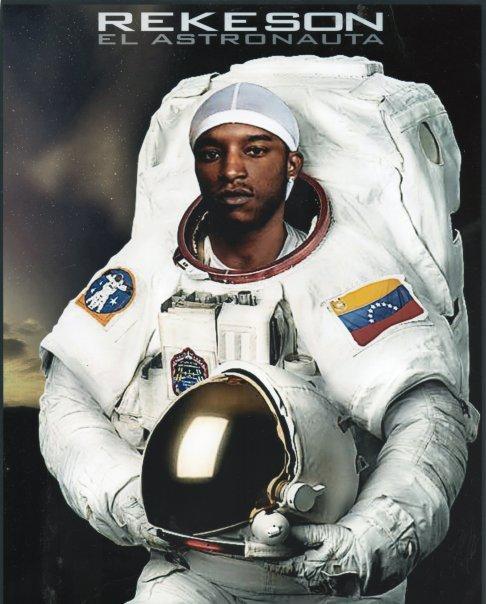 el astronauta de rekeson