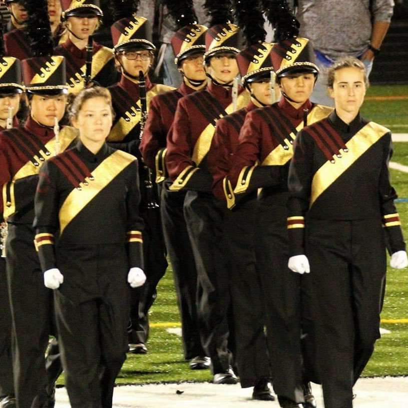 Marching Dodgers