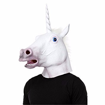 Tweets with replies by Lili (@lili) | Twitter Unicorn Head Mask Amazon