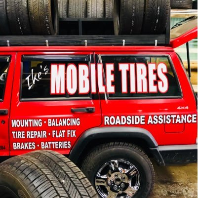 Ike's Mobile Tires