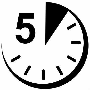 5 minute minimalist 5minminimalist twitter