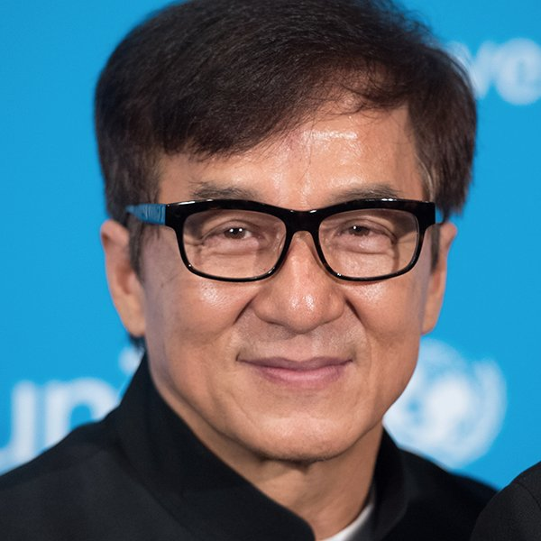 Jackie Chan on Twitter...