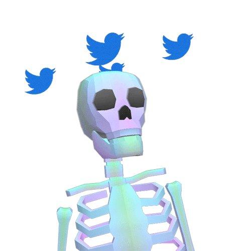 Vaporwave Skeleton Vaporwaveskel Twitter