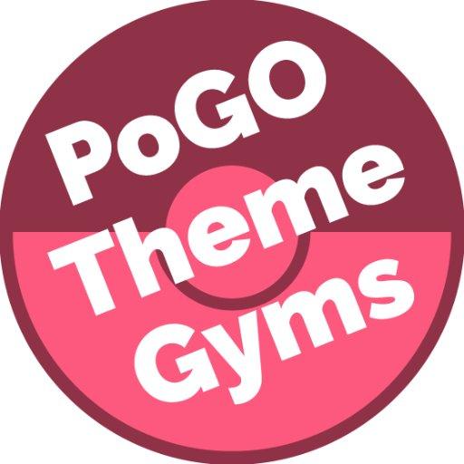 PokémonGO Theme Gyms