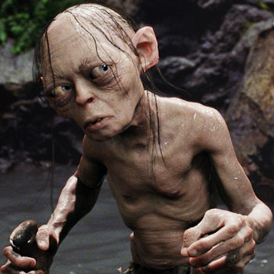 Gollum On Twitter Stowed Away In Legolas Backpack Excessive Nancing Was Not Good For Stomach Have Been Sick All Over Elf Collection Of Hair Care Products
