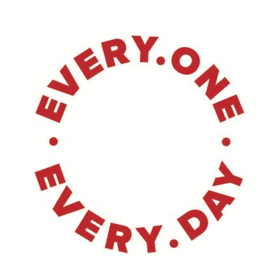 Every One Every Day (@everyone_org) Twitter profile photo