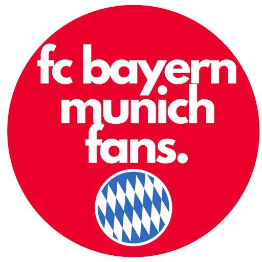 Bayern Munich Fan Page. NOT linked to the official club. #München    #DerFCB #BayernMunich #Bayern  #FCBayern #DieBayern #MiaSanMia