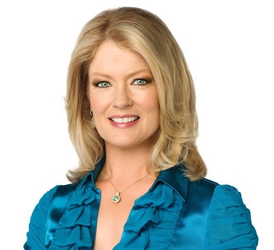 Mary Hart ET Social Profile