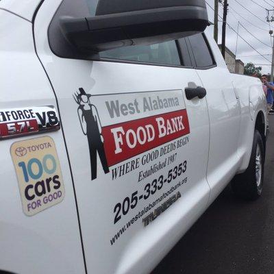 West AL Food Bank