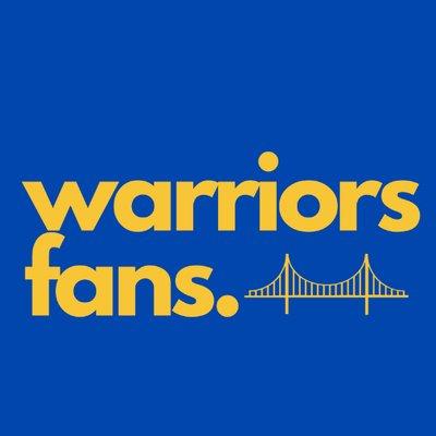 f5ea66c8348 Warriors Fans on Twitter