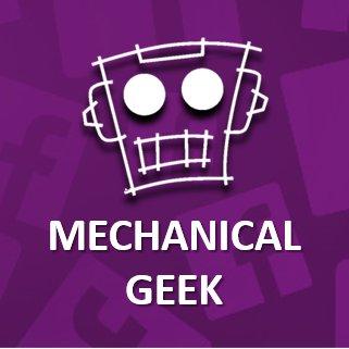 Mechanical Geek on Twitter: