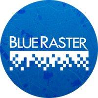 Blue Raster